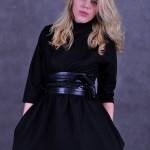 sukienka pikowana 1